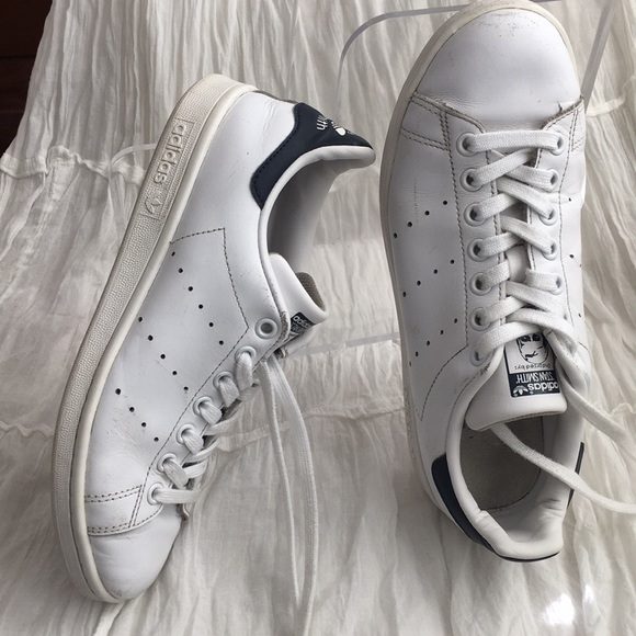 buy popular 90788 9a568 adidas Shoes - Adidas La Marque Stan Smith Leather sneakers
